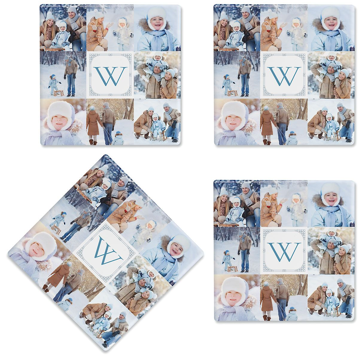 Gallery 8 Photo Coasters