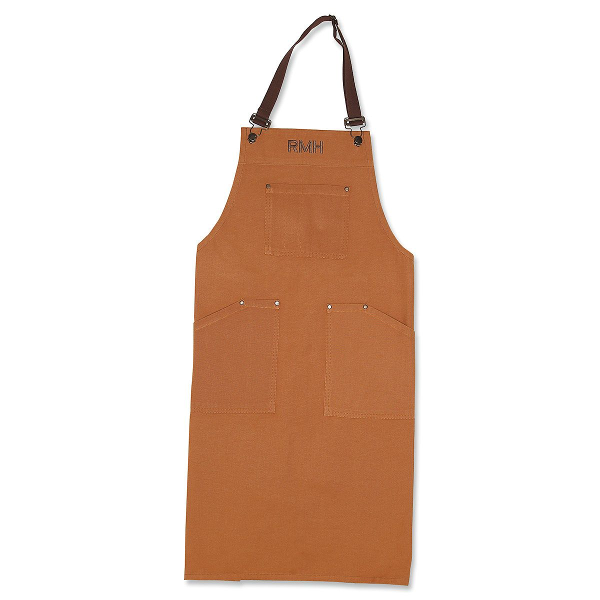 Personalized Canvas Work Apron