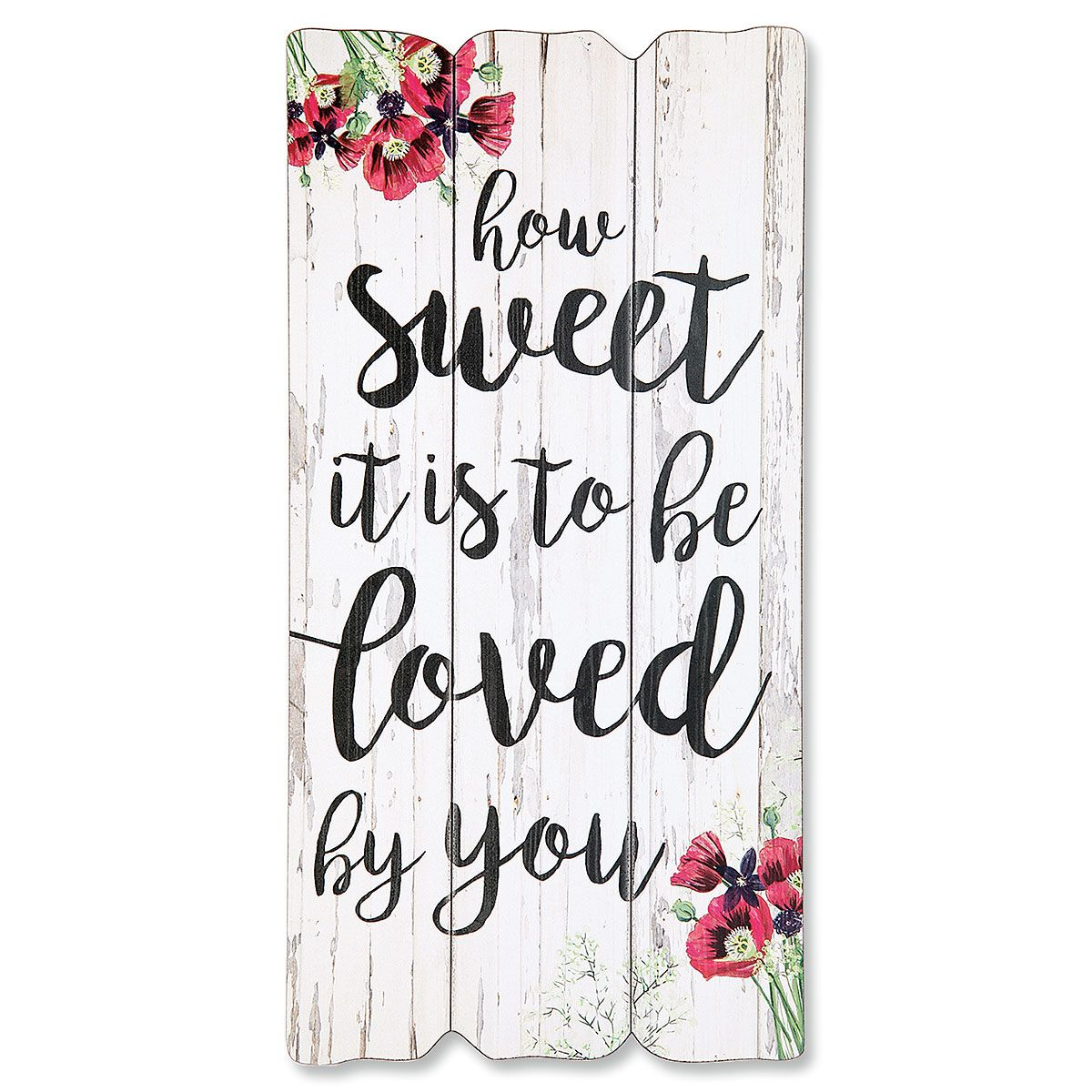 How Sweet Wall Plaque