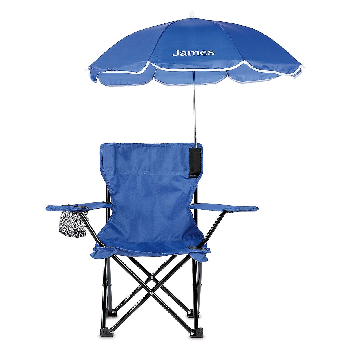 Personalized Kid-Size All-Season Umbrella Chairs