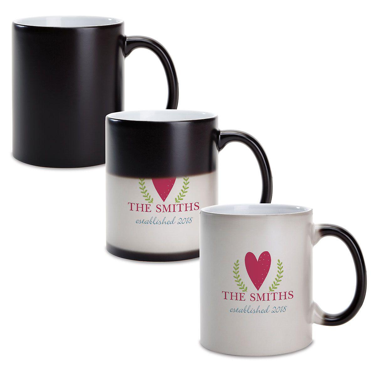Be Brave Personalized Ceramic Mug