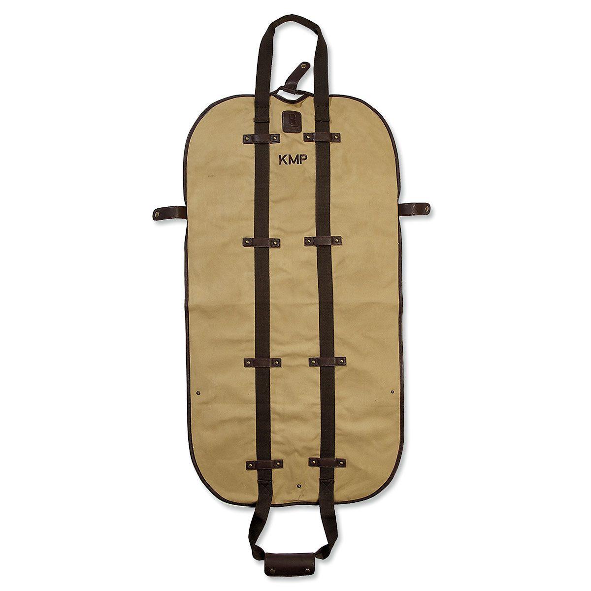 Personalized Garment Bag