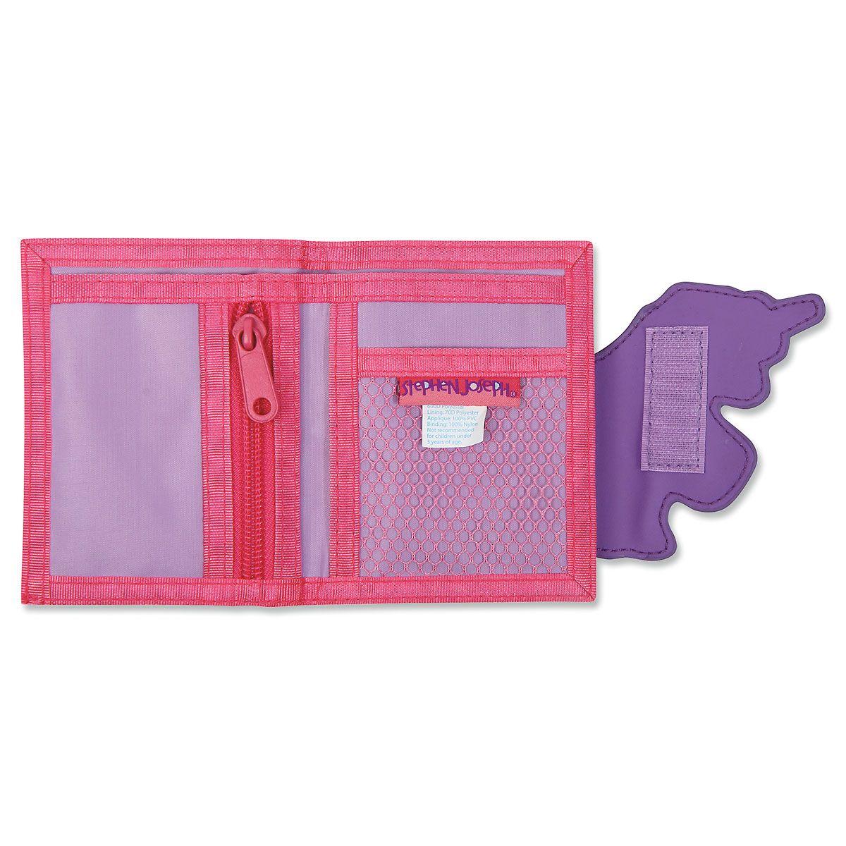 Personalized Unicorn Wallet by Stephen Joseph®