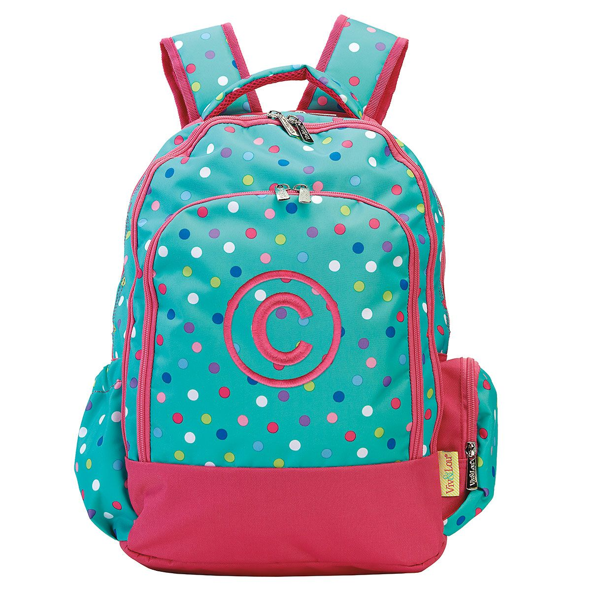Personalized Lottie Backpack