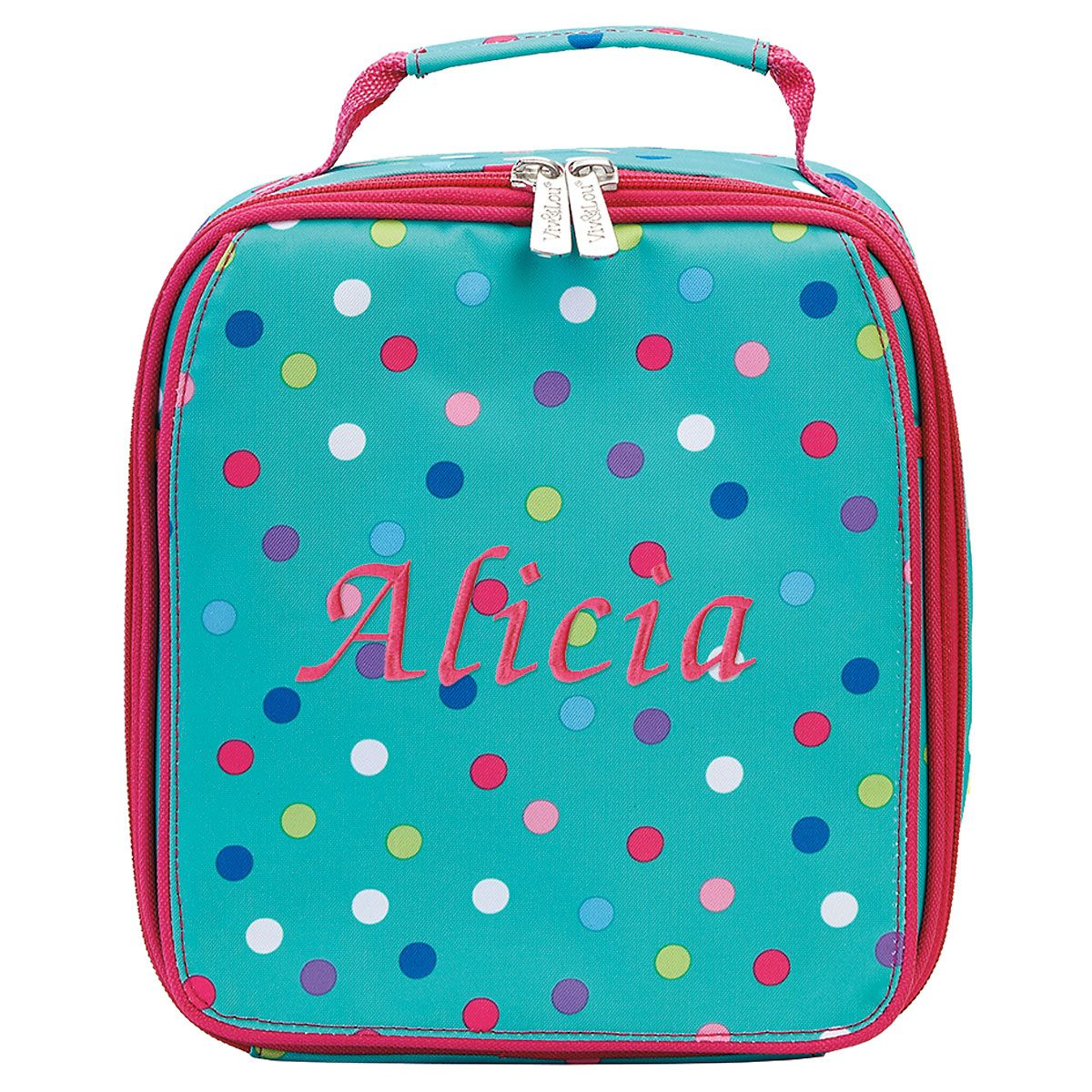 Personalized Lottie Lunch Bag
