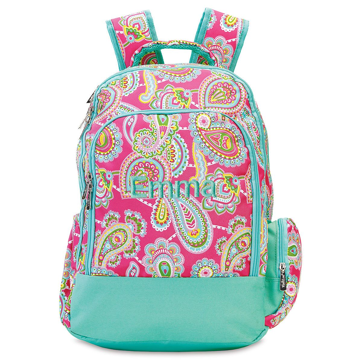 Personalized Lizzie Backpack