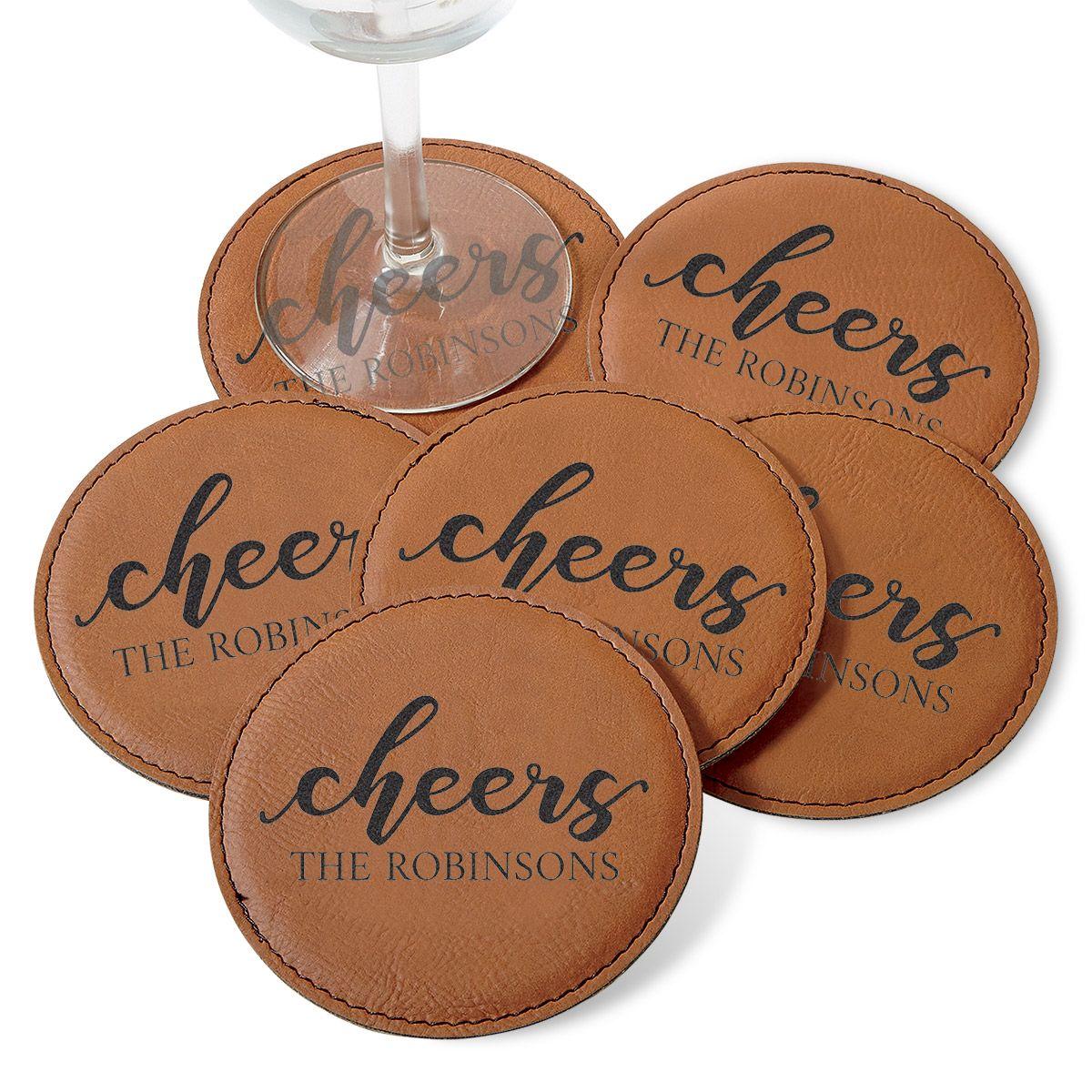 Cheers Coaster Set