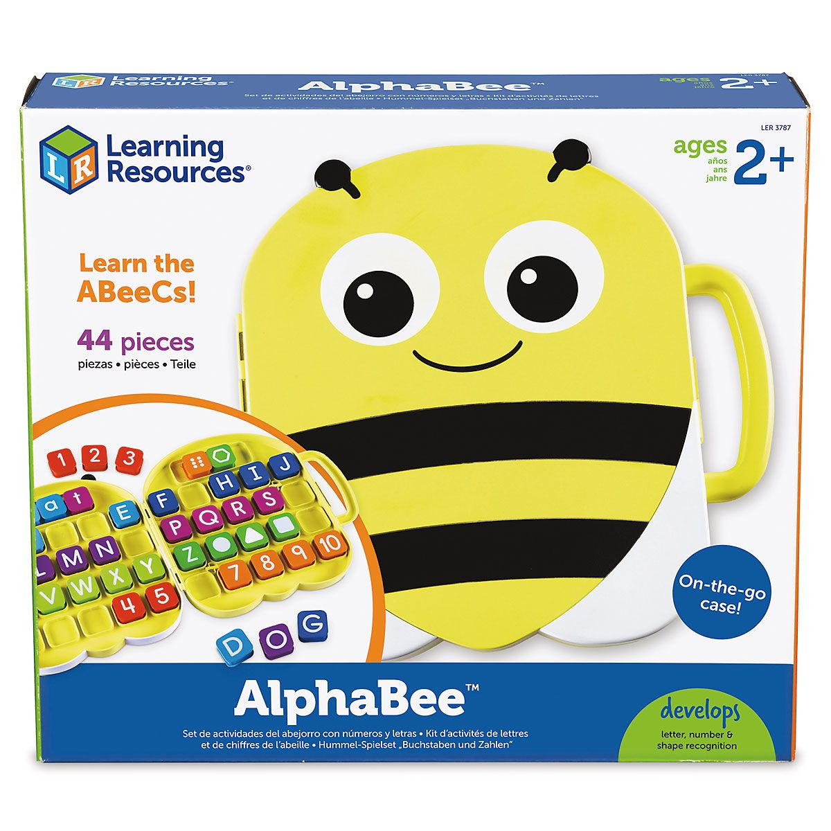 Personalized AlphaBee