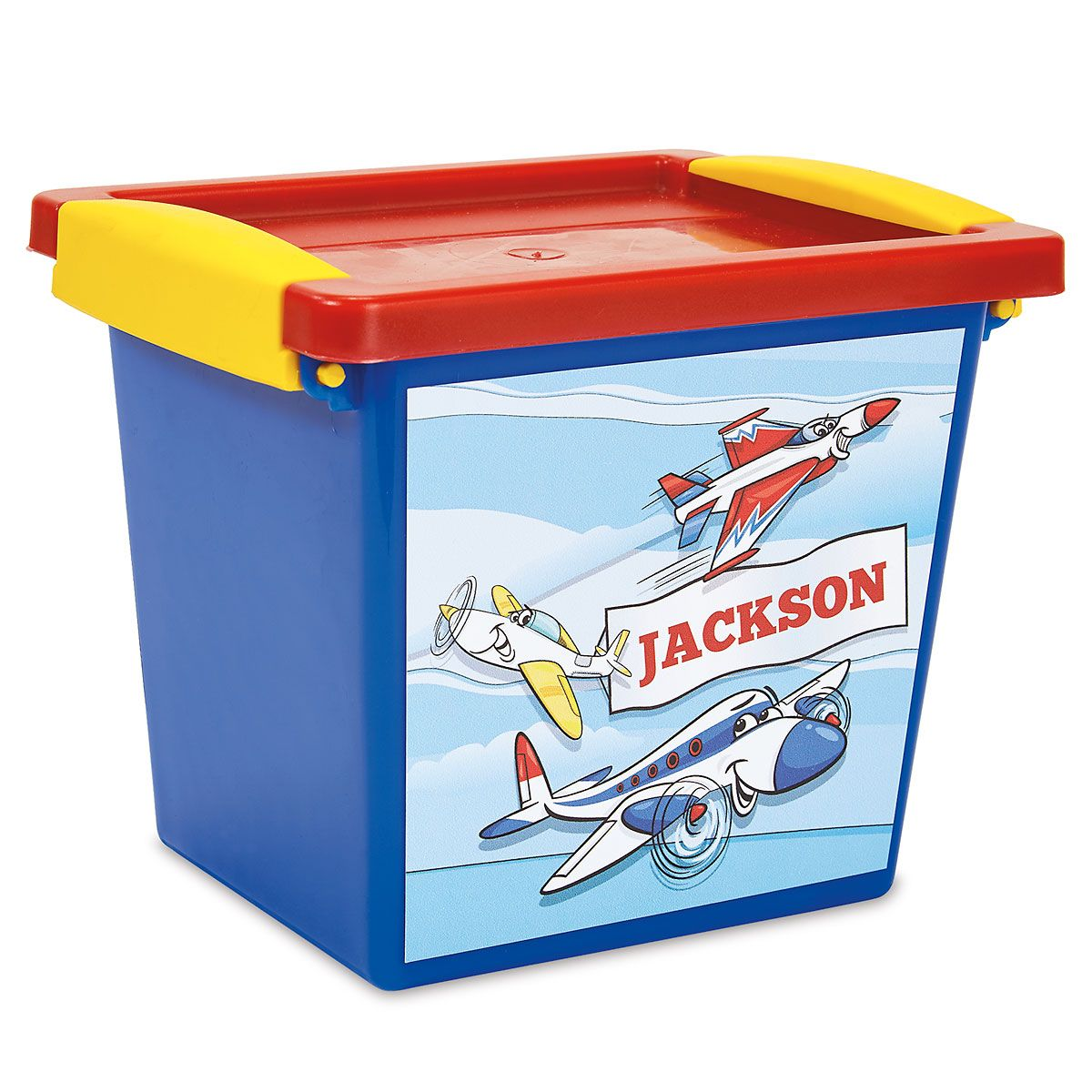 Planes in a Personalized Case