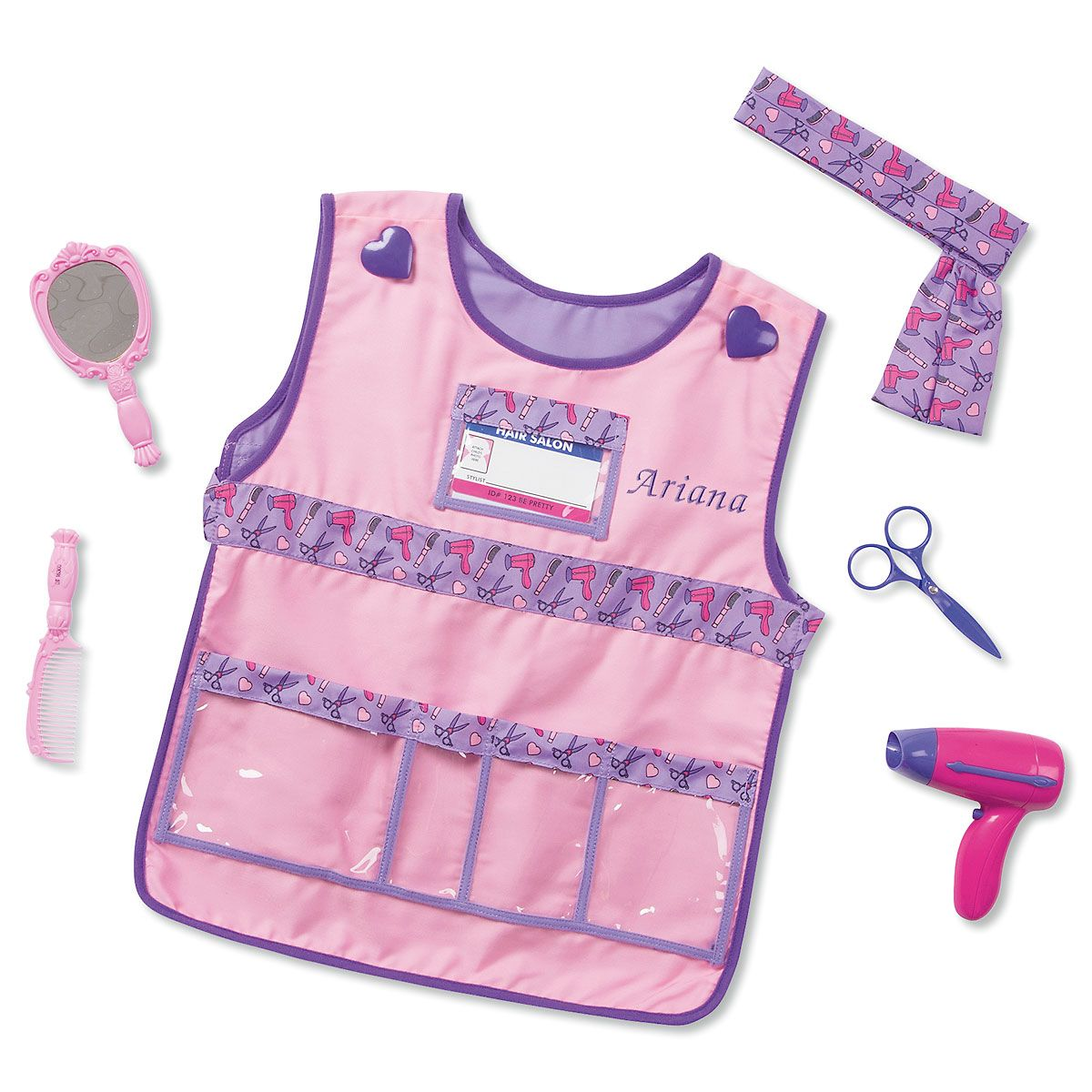 Personalized Stylist Role Playing Kit by Melissa & Doug®