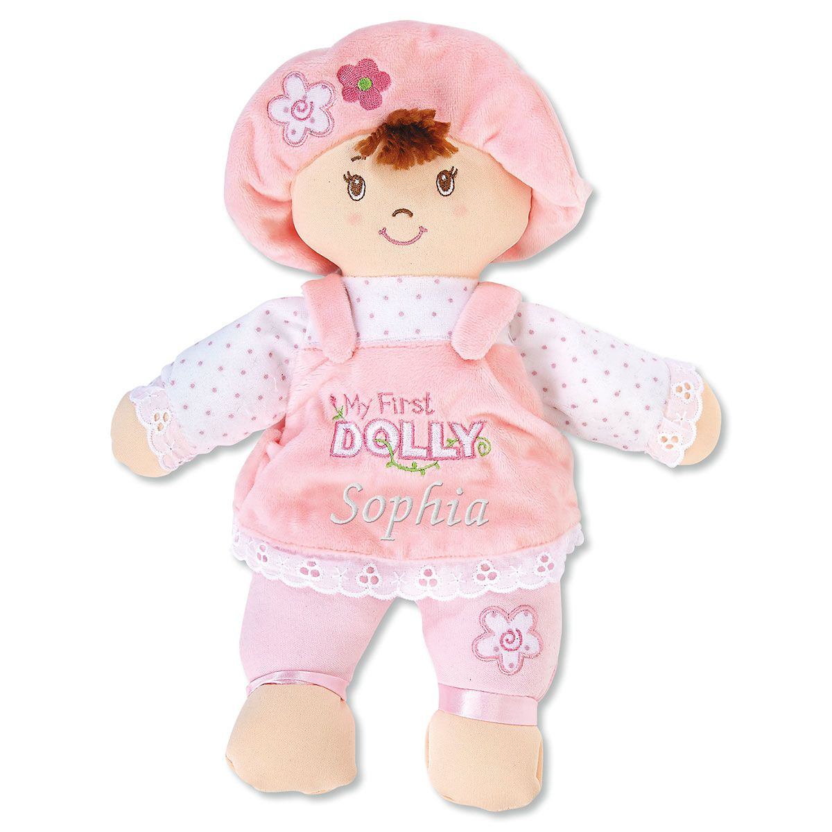 Personalized My First Baby Doll by Gund®