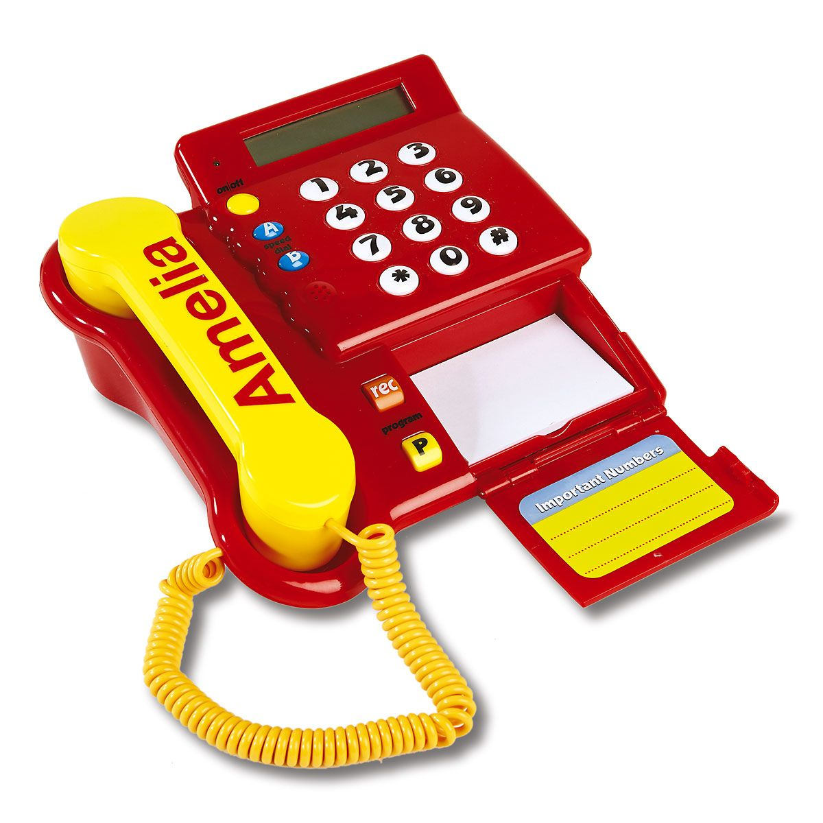 Personalized Teaching Telephone