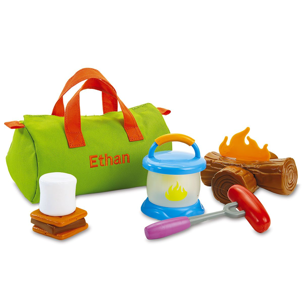 Personalized Camp Out Set