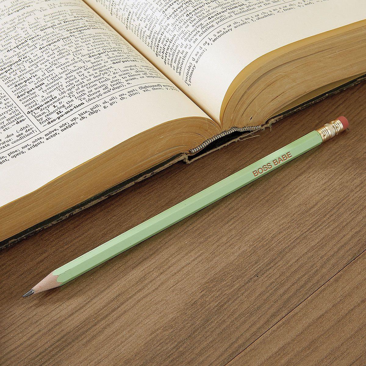 #2 Hardwood Pencils - Compliment