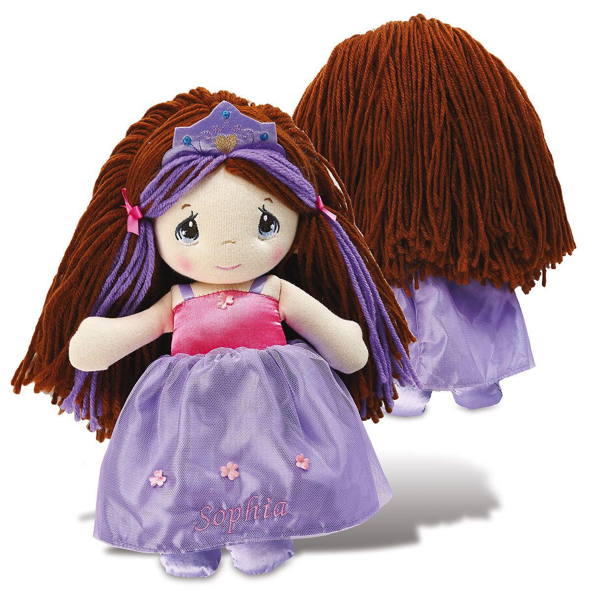 Personalized Precious Moments Princess Plush Doll