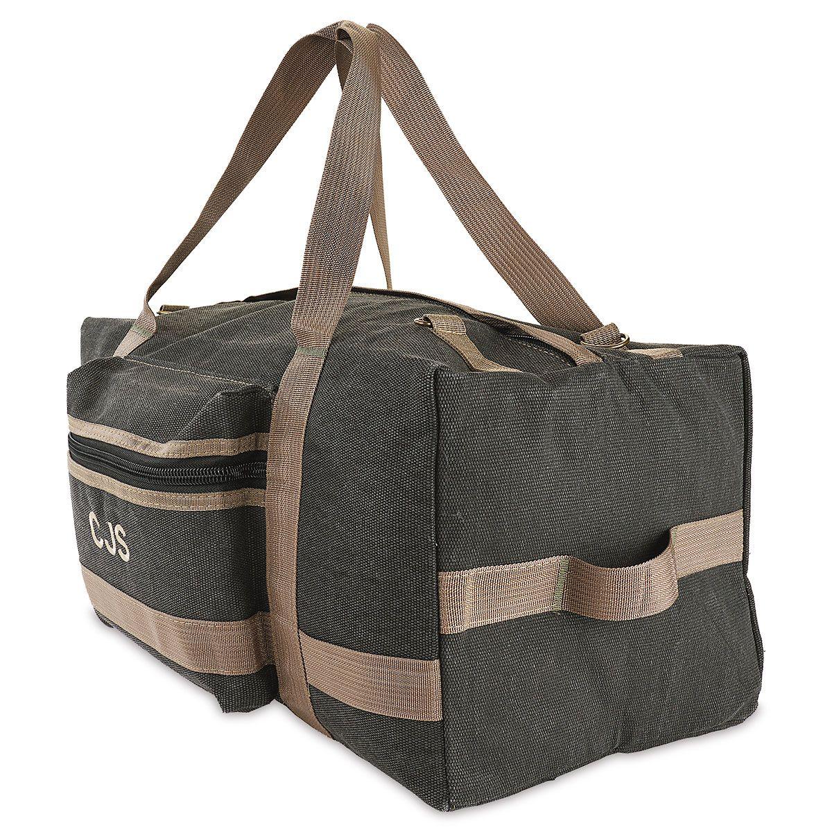 Slate Personalized Weekender Duffel Bag