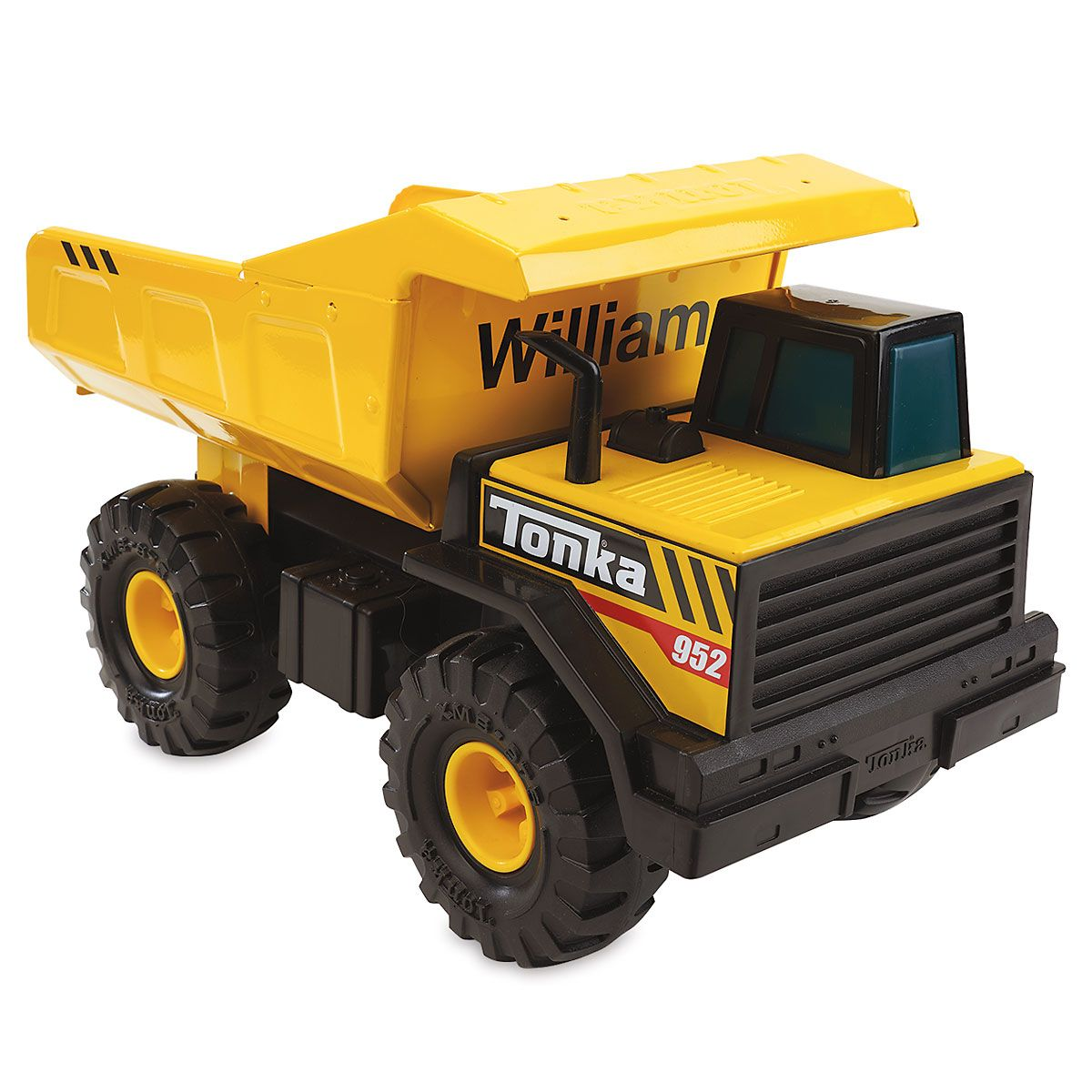 Personalized Tonka Dump Truck