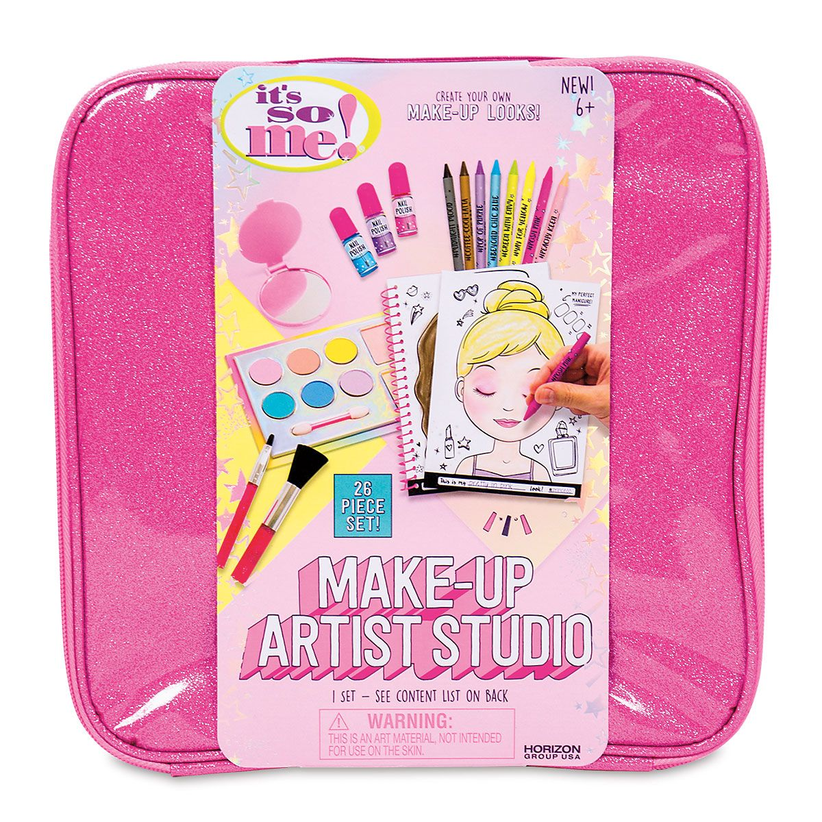Personalized Make-Up Artist Studio