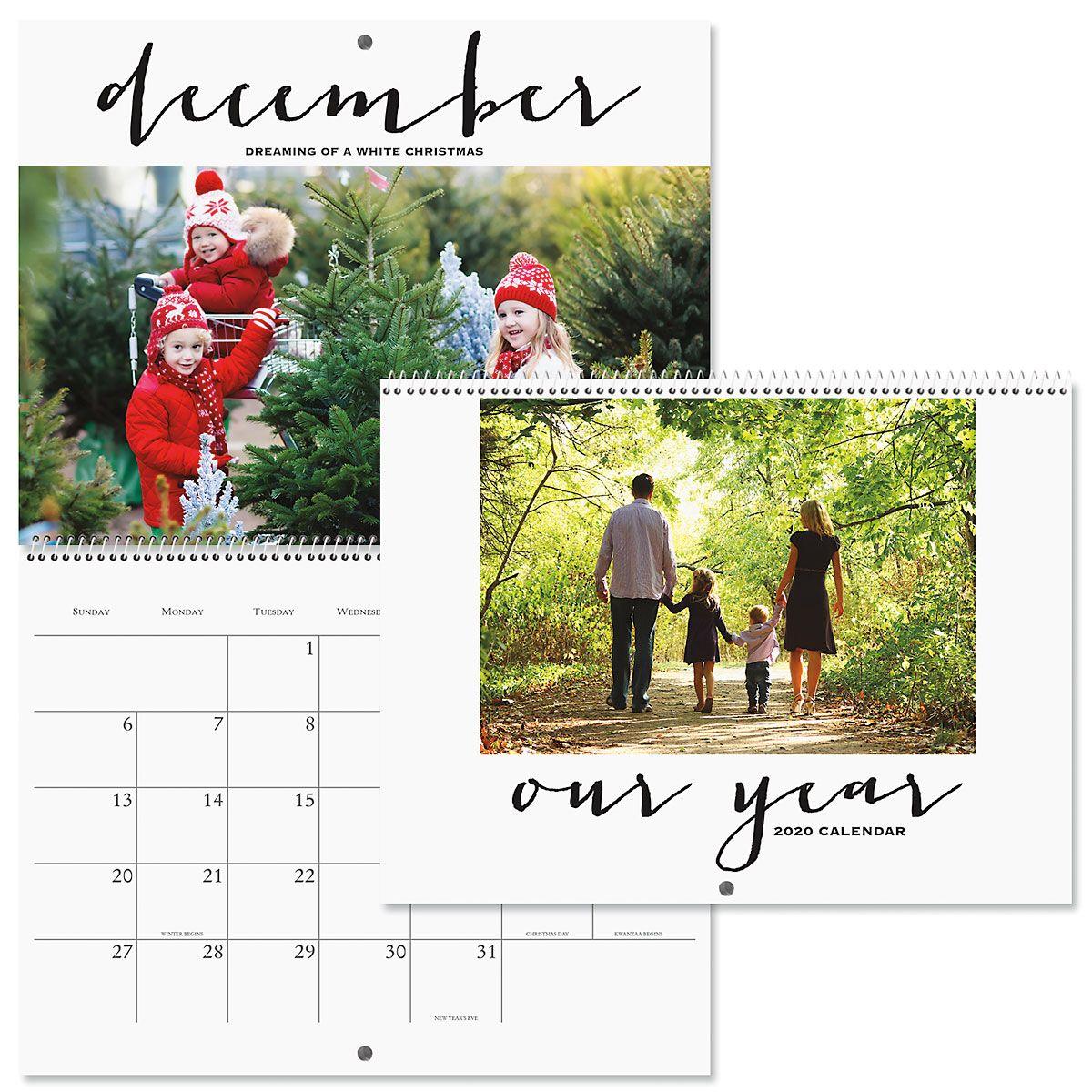 2021 Wall Photo Calendar