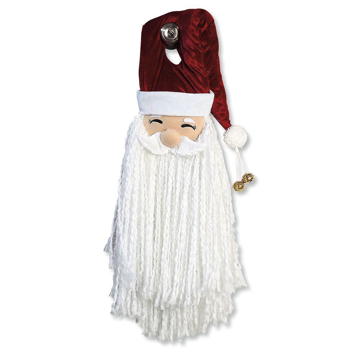 Bearded Santa Door Hanger