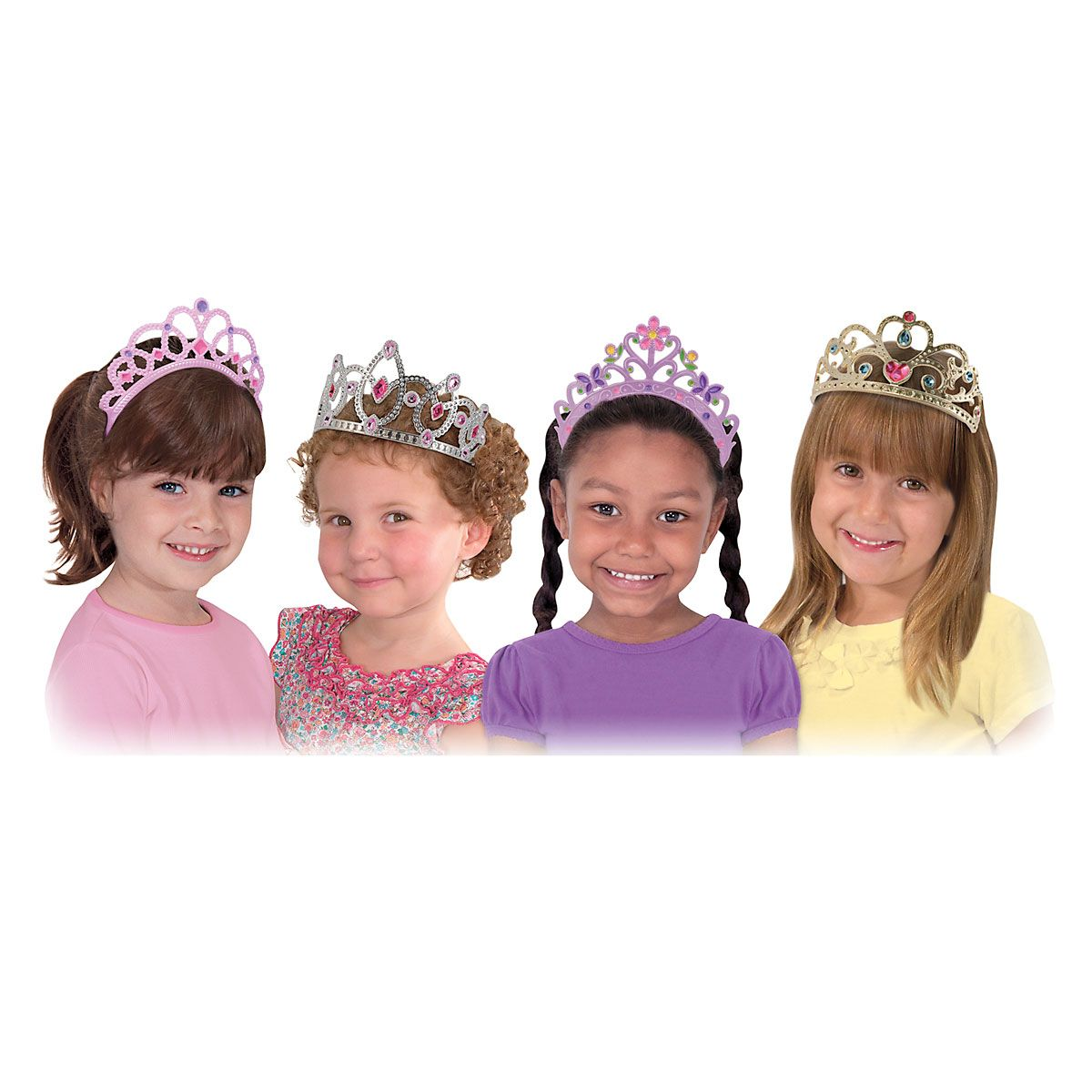 Dress up Tiaras by Melissa & Doug®