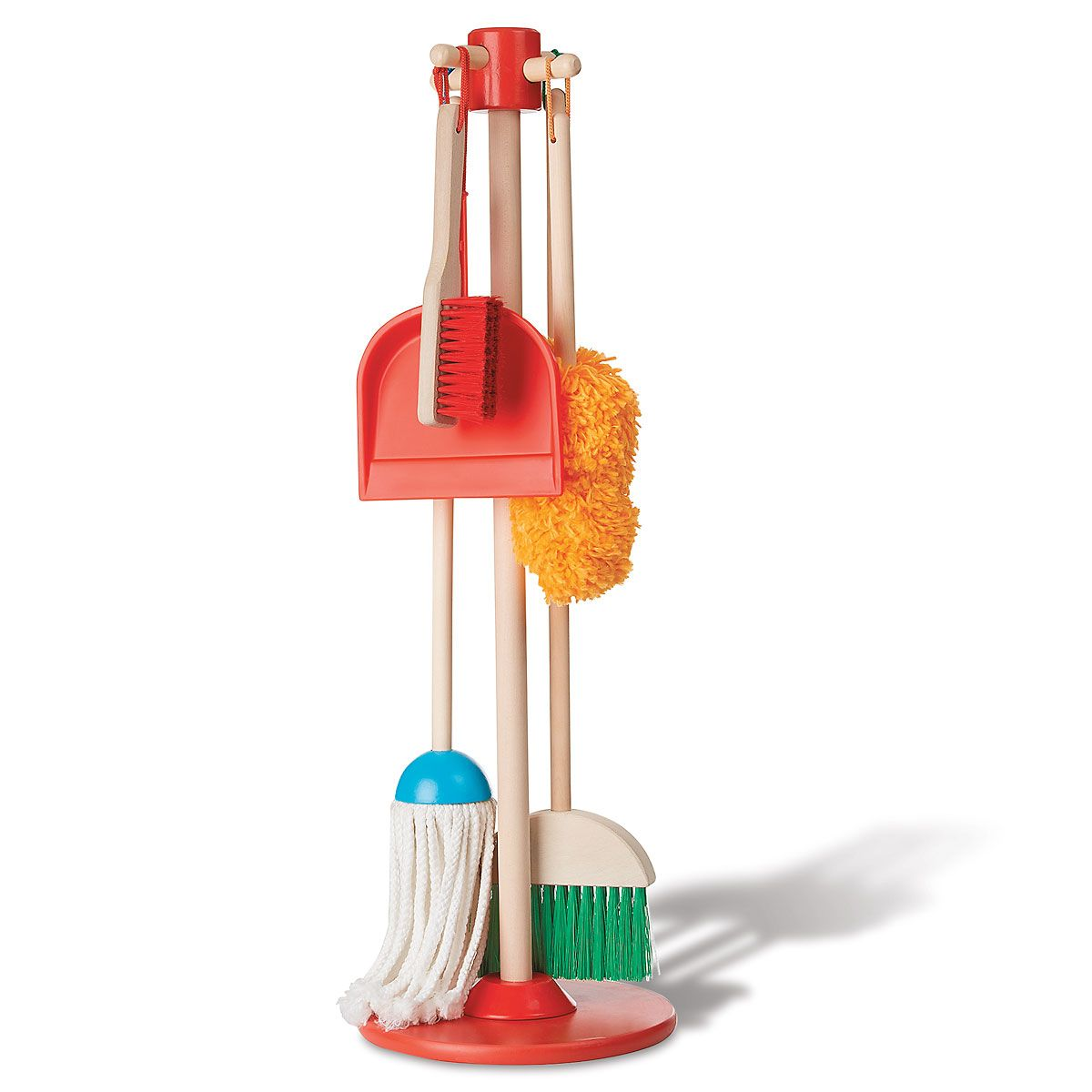 Personalized Dust, Sweep and Mop Set by Melissa & Doug®