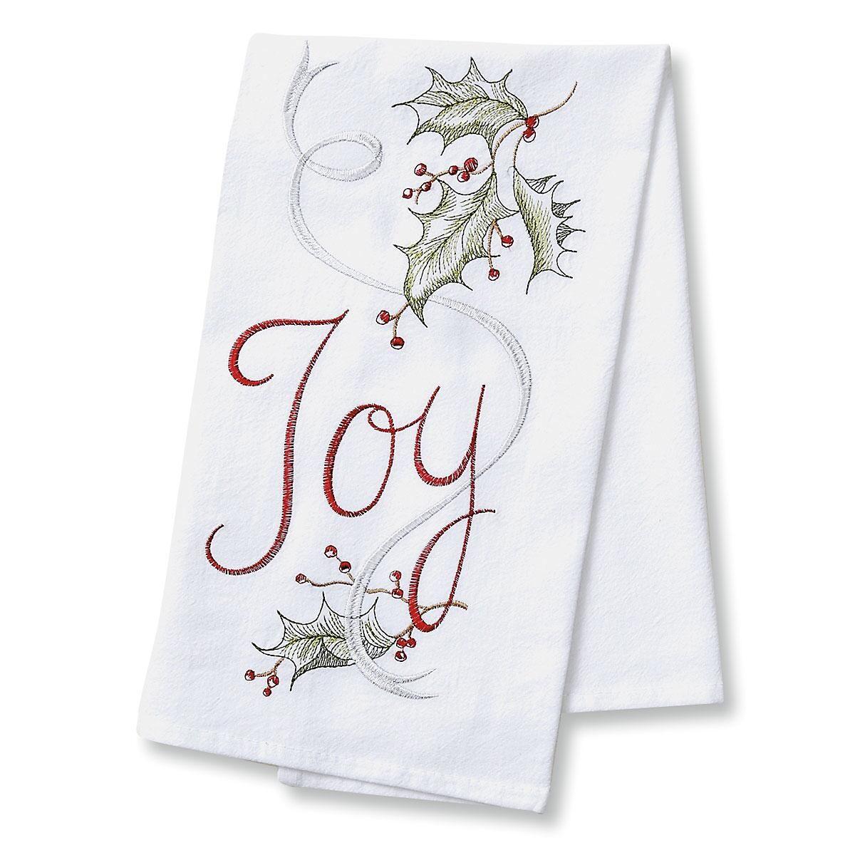 Joy Flour Sack Towel