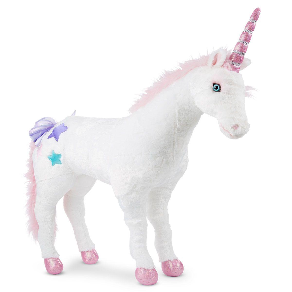Plush Unicorn by Melissa & Doug®