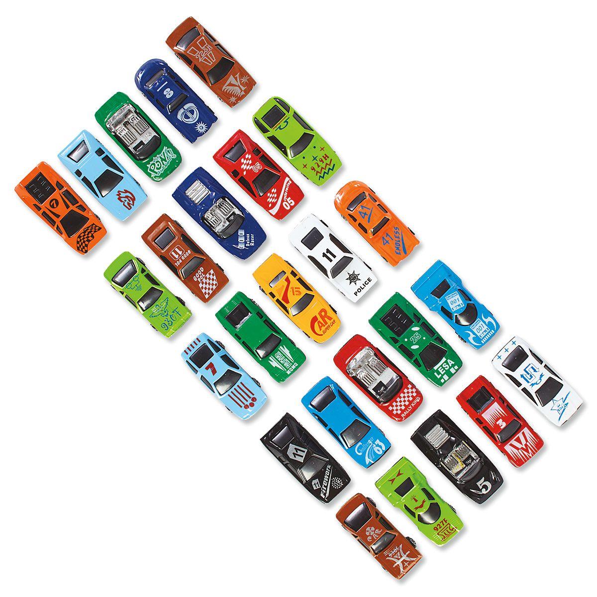 Die-Cast Car Set