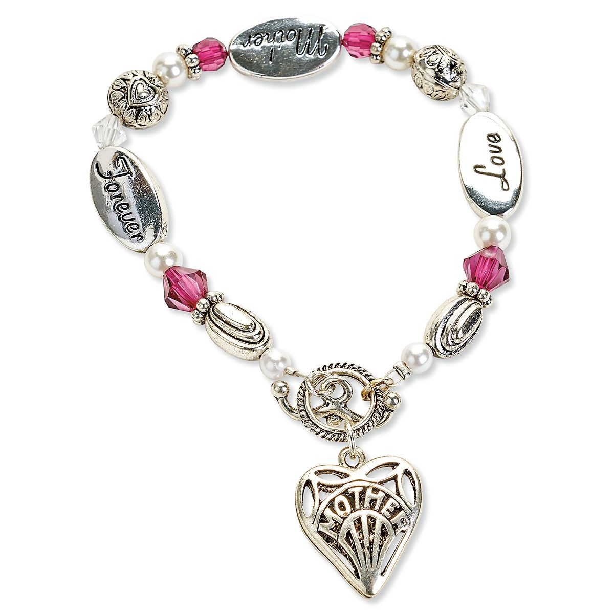 Love Mother Forever Bracelet