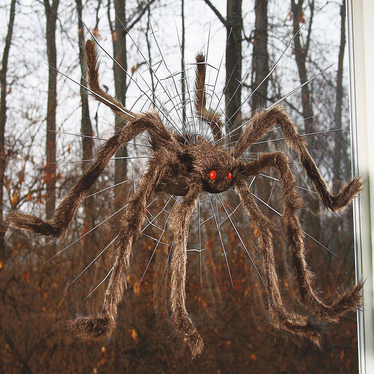 Brown Spider Crasher