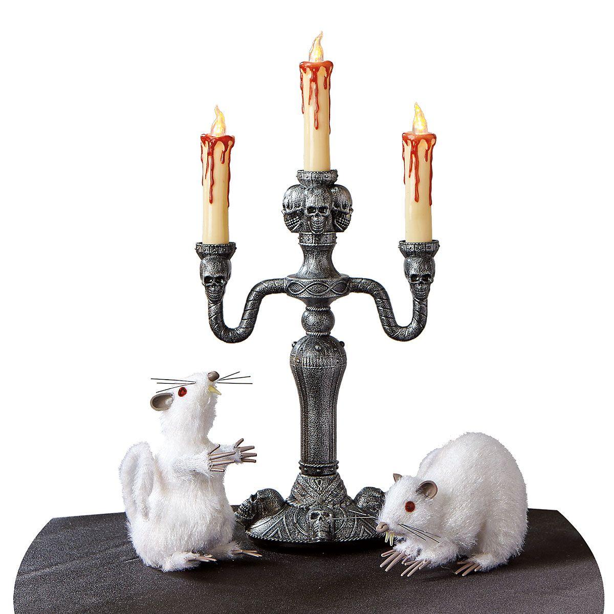 Haunted Mansion LED Candelabra