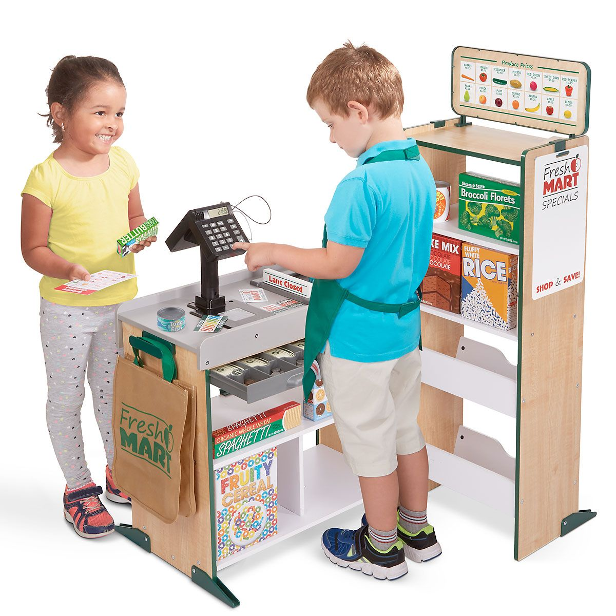 Fresh Mart Grocery Store by Melissa & Doug®