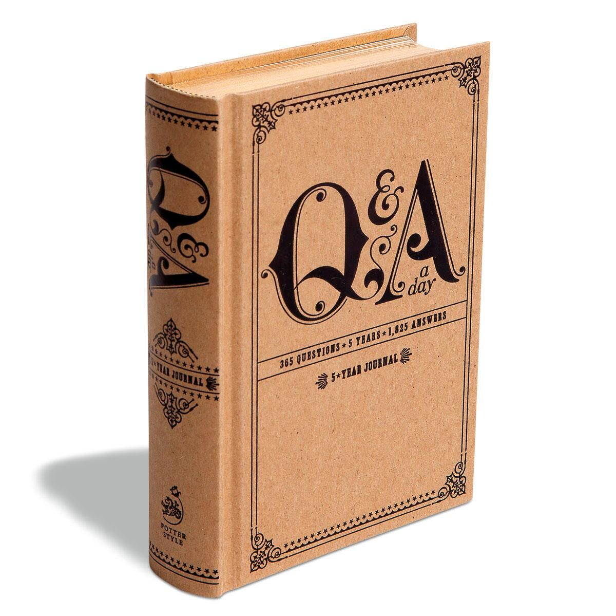 Q&A-A-Day 5-Year Journal