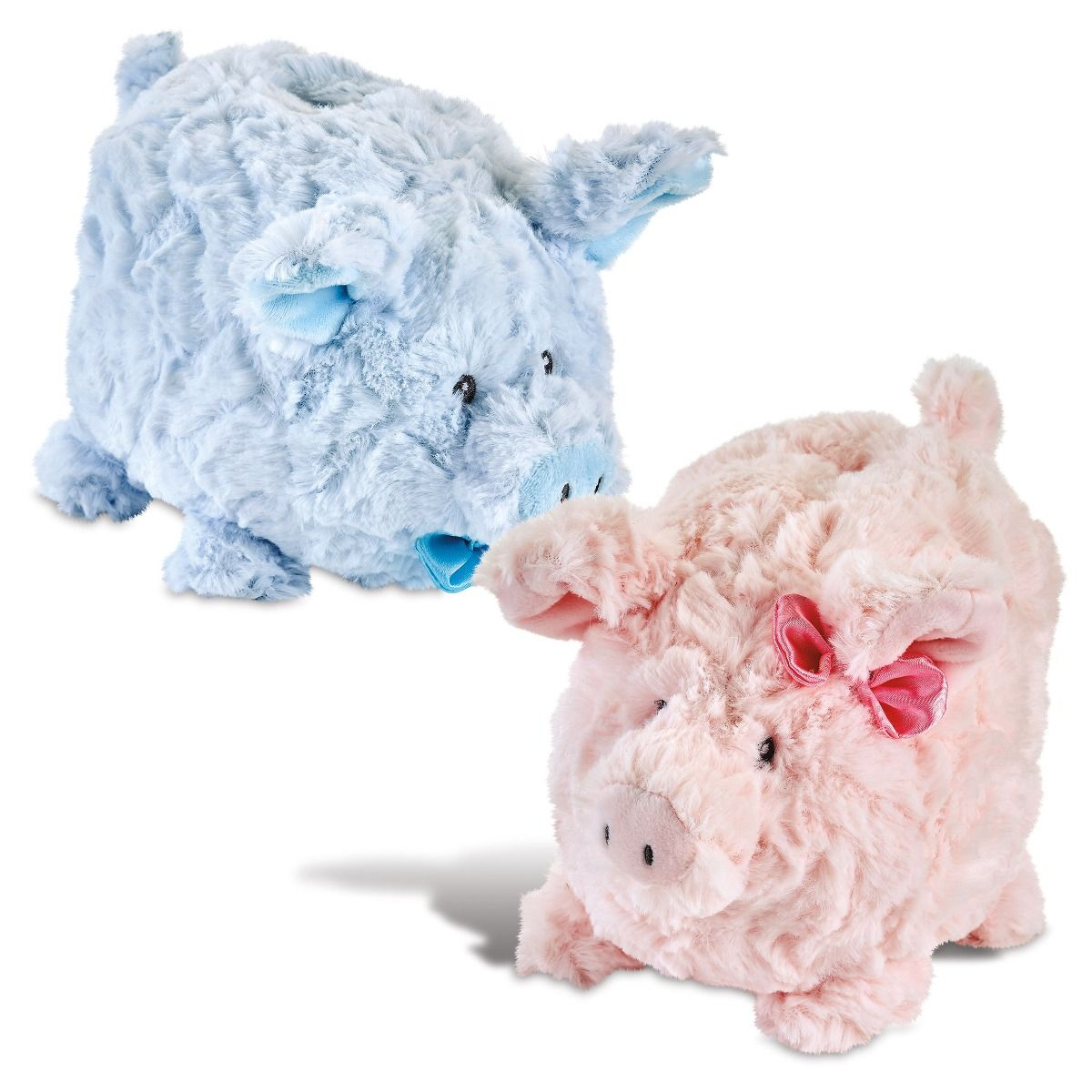 Plush Piggy Bank
