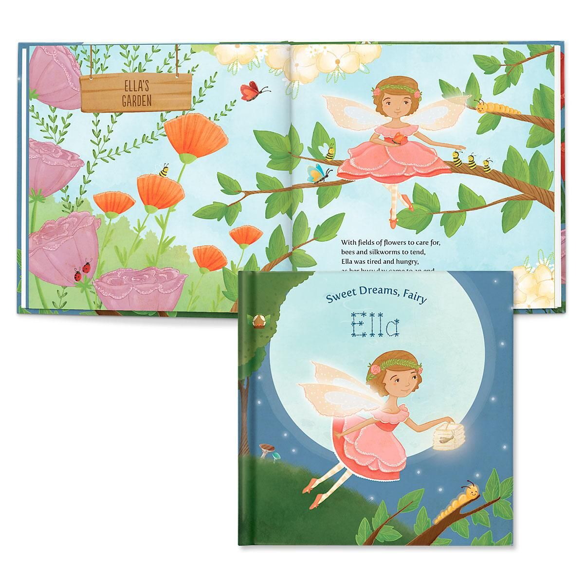 Sweet Dreams Fairy Custom Storybook