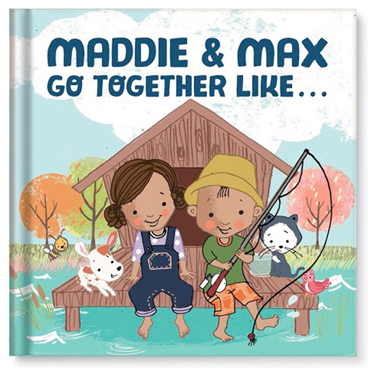 We Go Together Children's Book