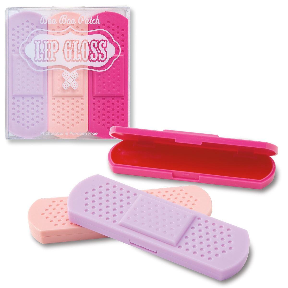 Boo-Boo Patch Lip Gloss Set