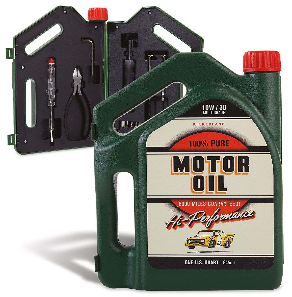 Oil Jug Tool Kit