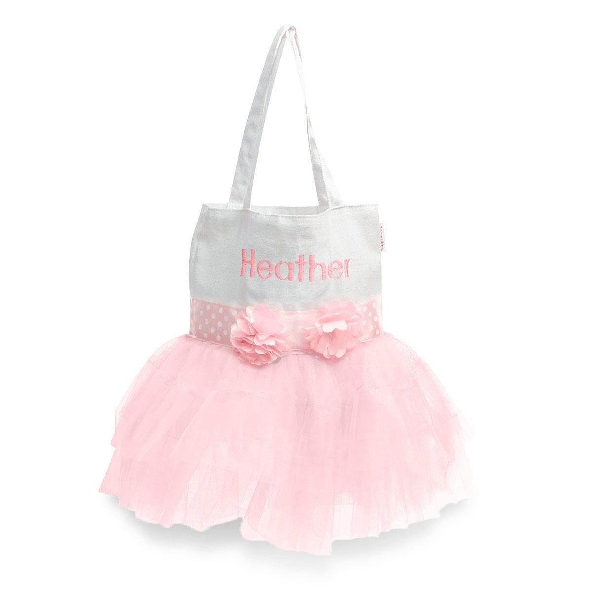 TuTu Skirt Tote in Pink