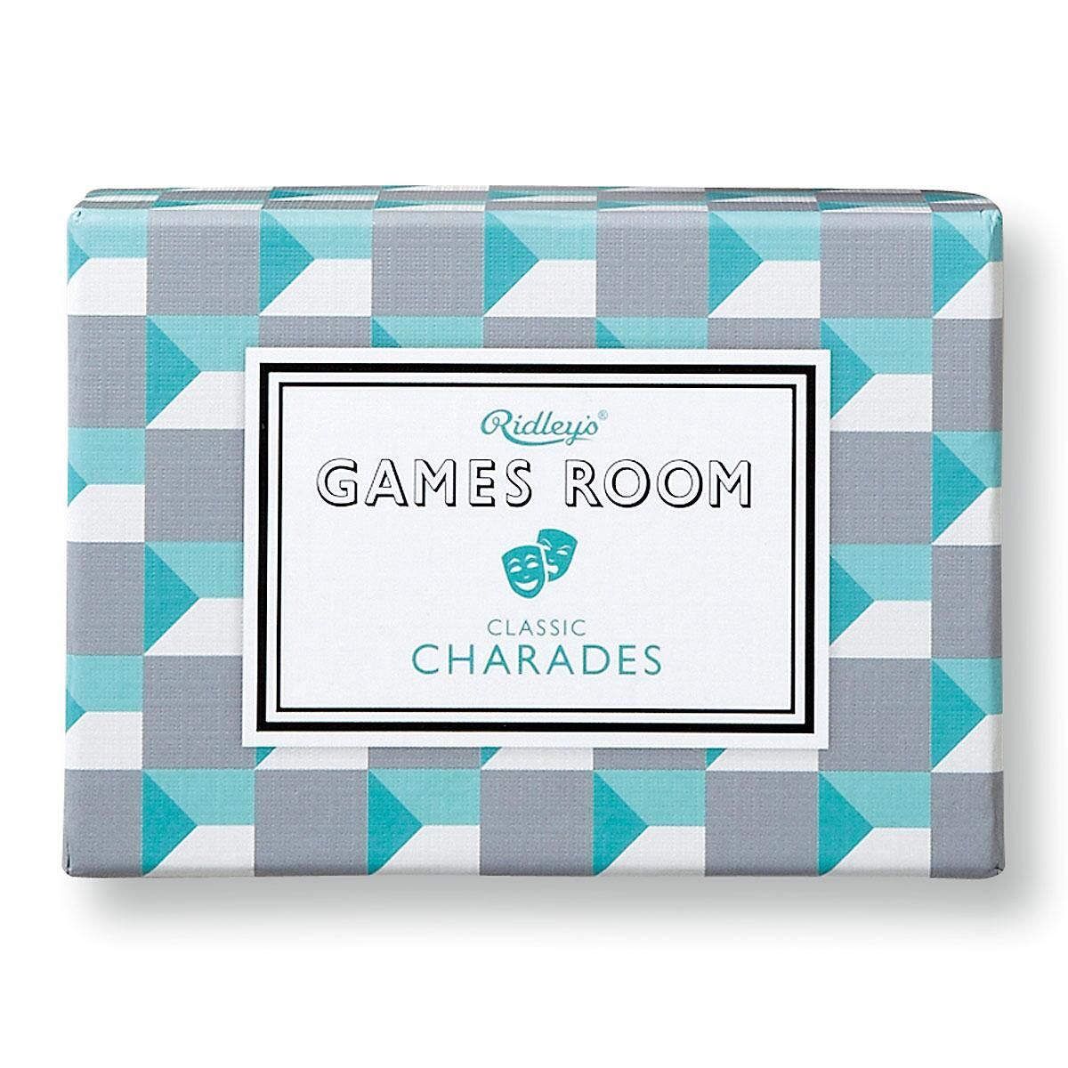 Charades Game To Go by Wild & Wolf
