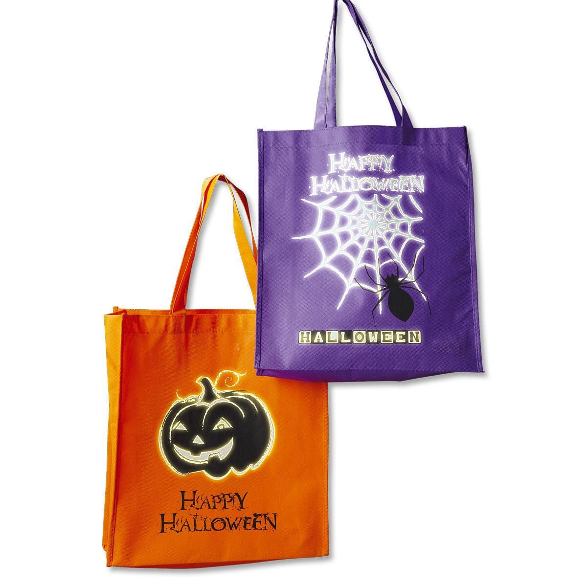 Glow-In-The-Dark Tote Bag