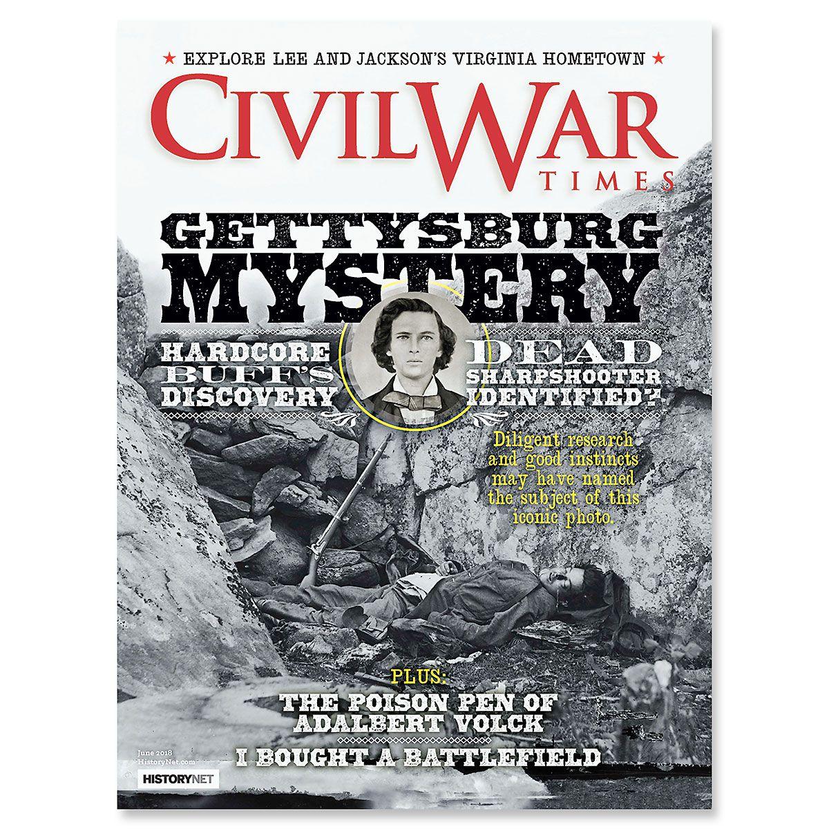 Civil War Times Magazine