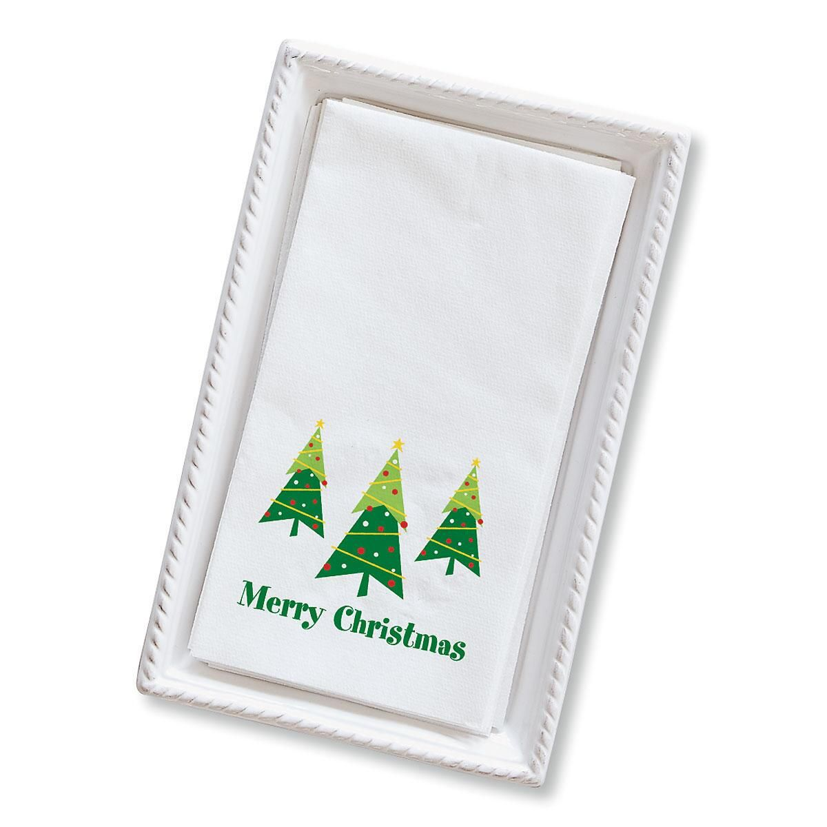 Antique White Ceramic Towel Holder