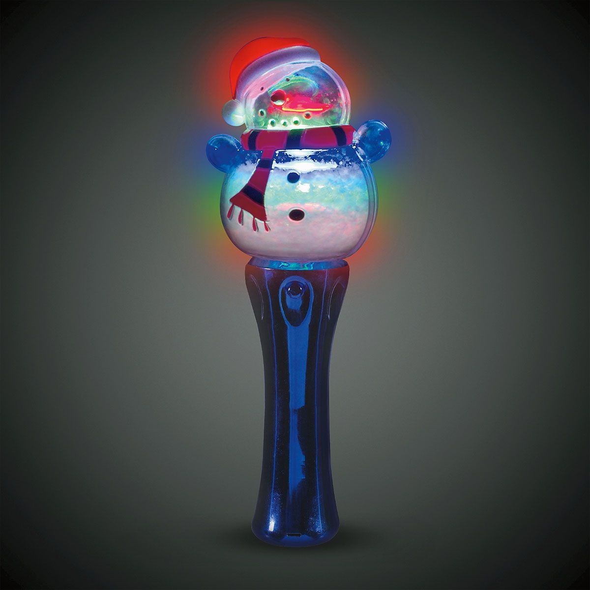Snowman LED Wand Spinners
