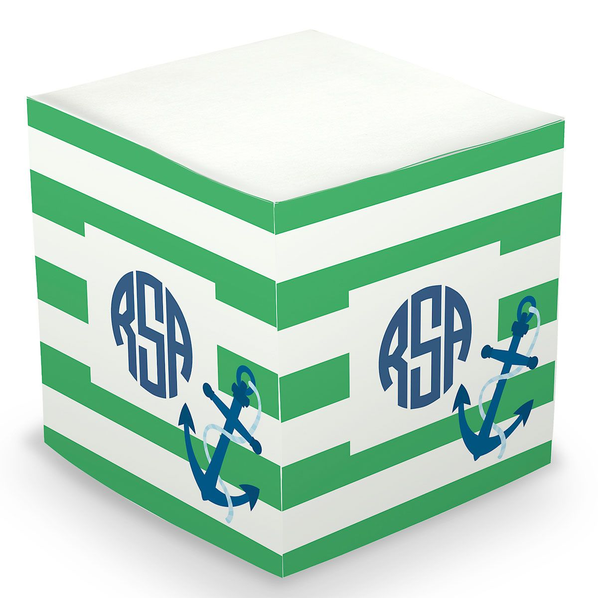 Anchor Sticky Memo Cube