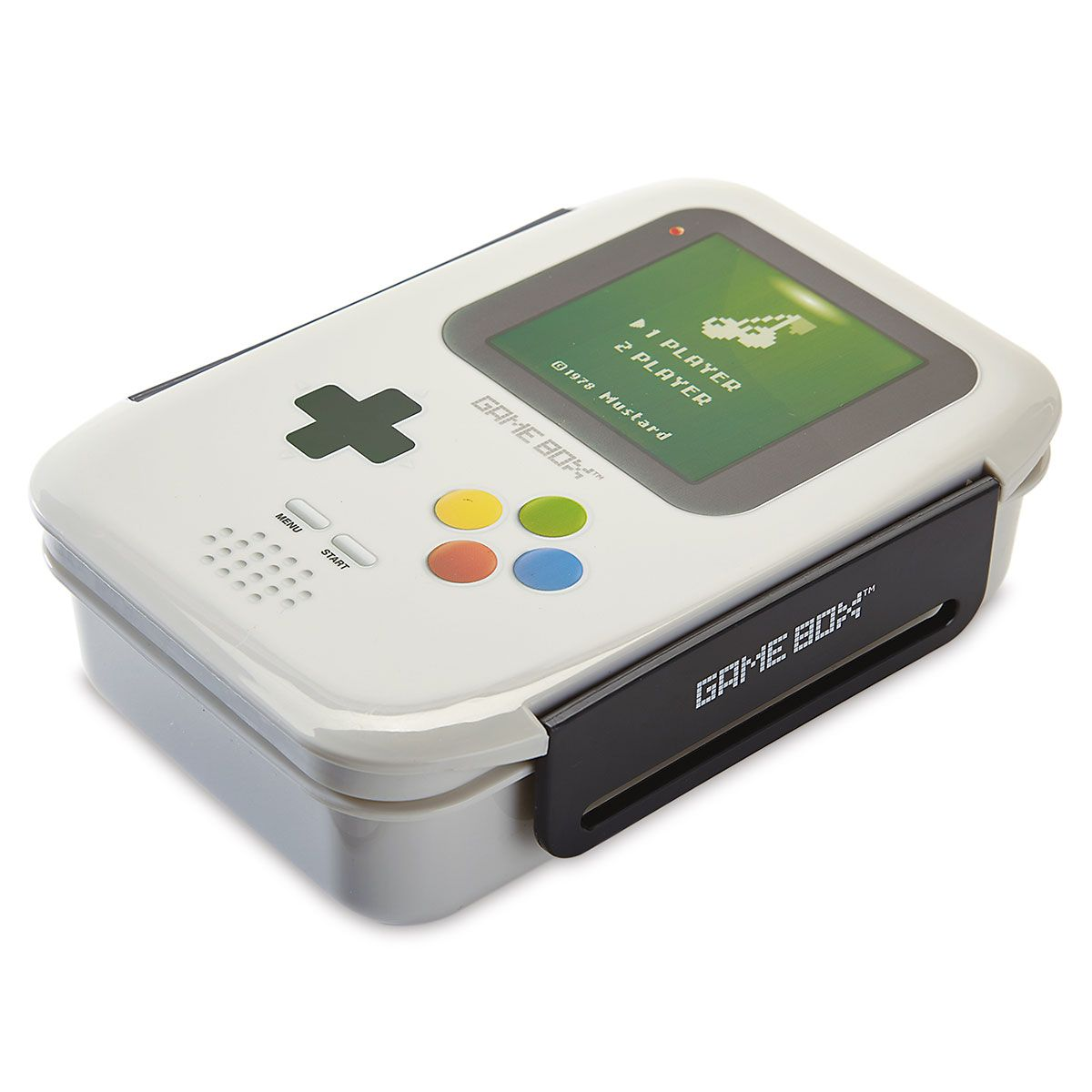 Game Box Bento Box