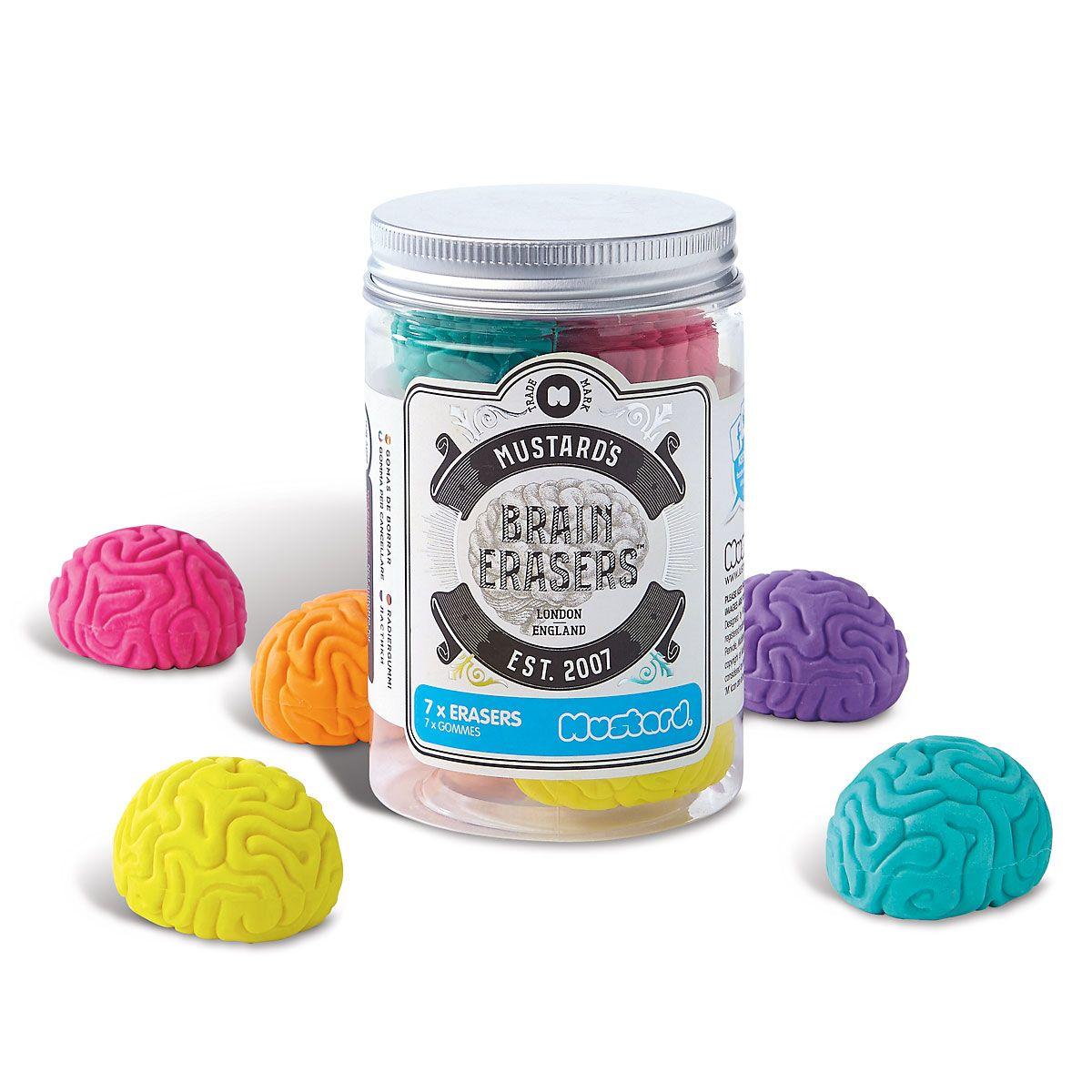 Brain Erasers