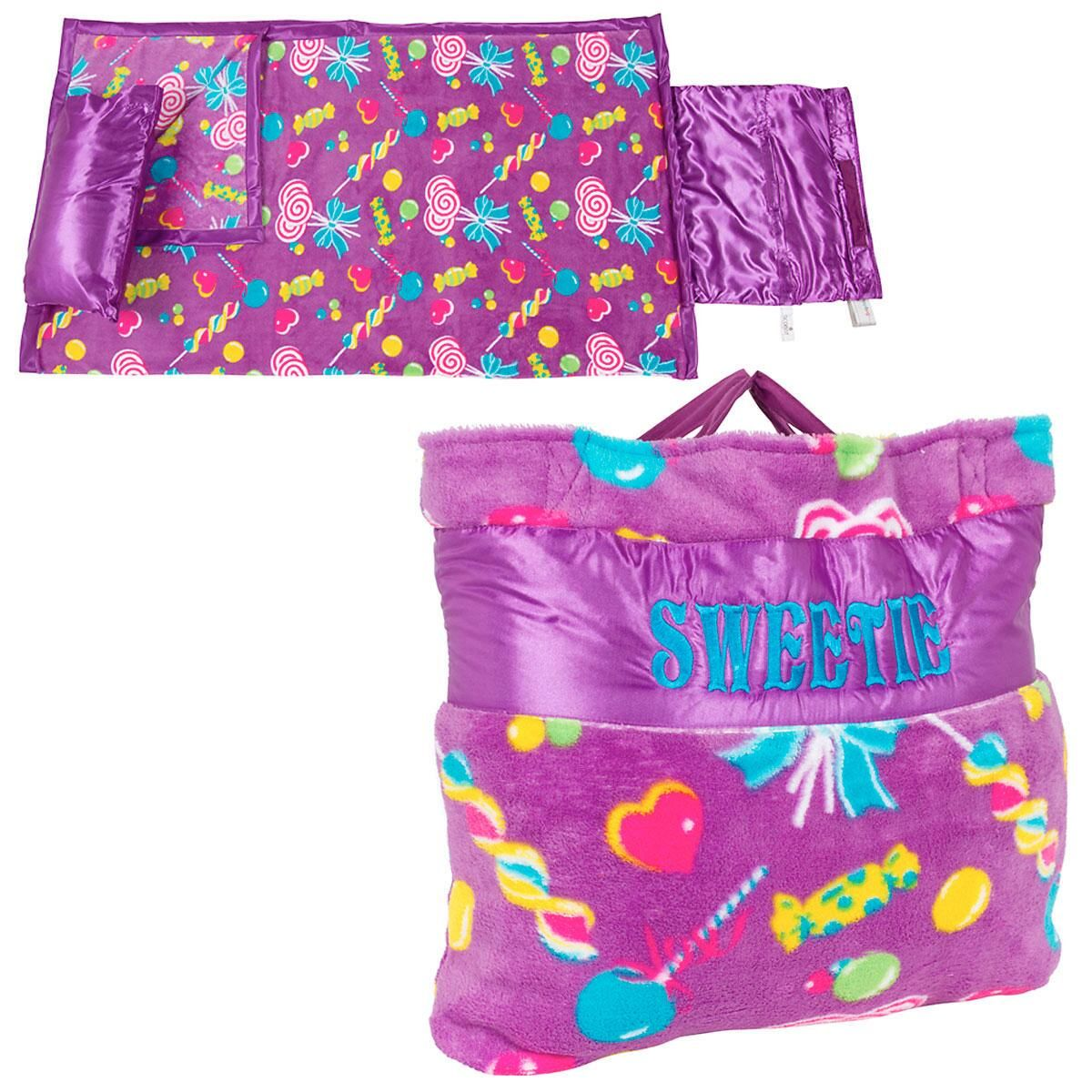 Candy Print Napbag