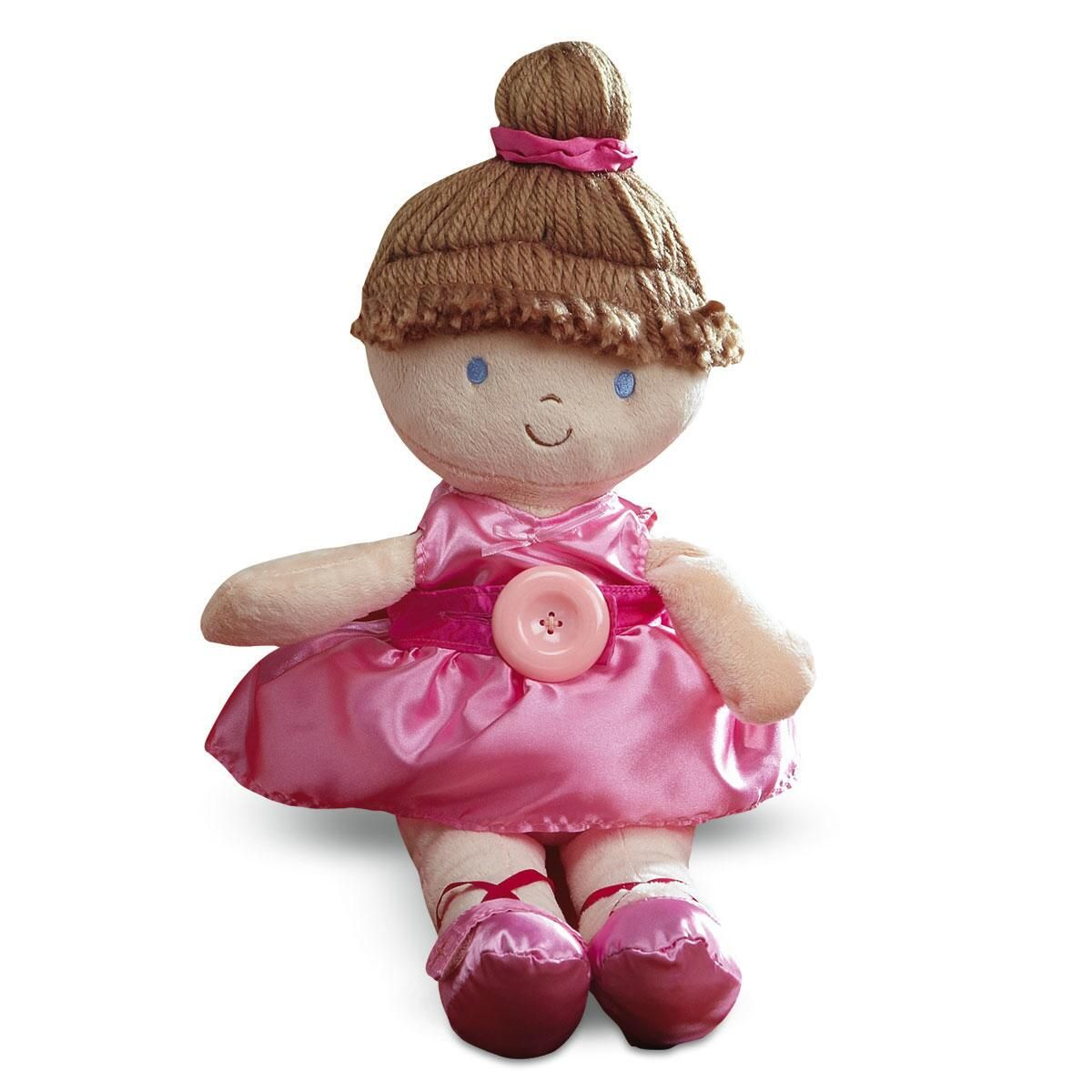 Rachelle Ballerina Learn To Dress Doll
